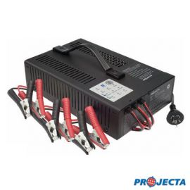 Projecta - 3 Stage, 3 Channel Auto 12V 14,000mA Battery Charger MCU Controlled