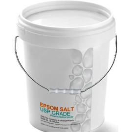 Epsom Salts Soothing Infusion